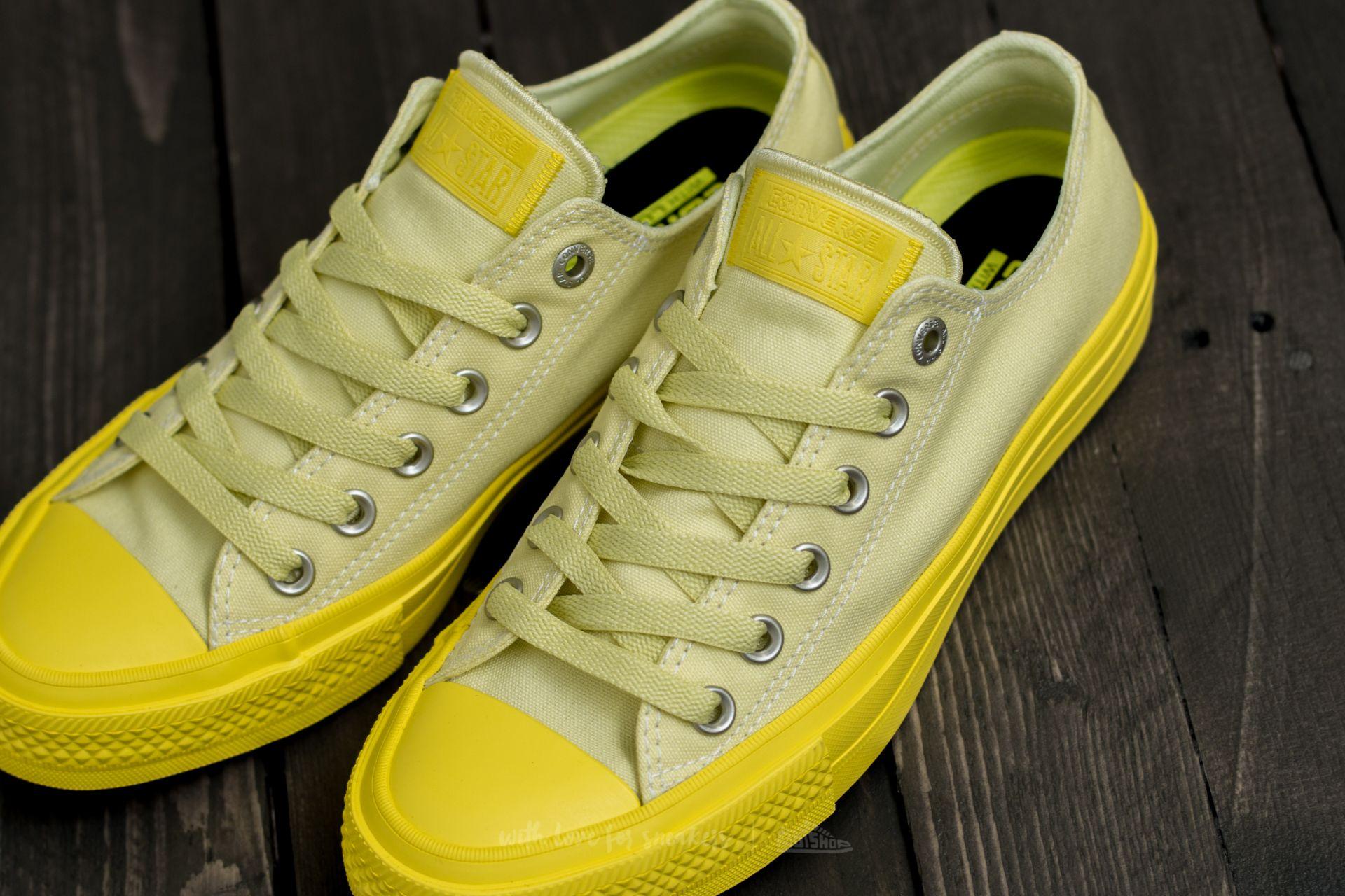 Sneakers CONVERSE Ctas II Ox 155726C Lemon HazeFresh
