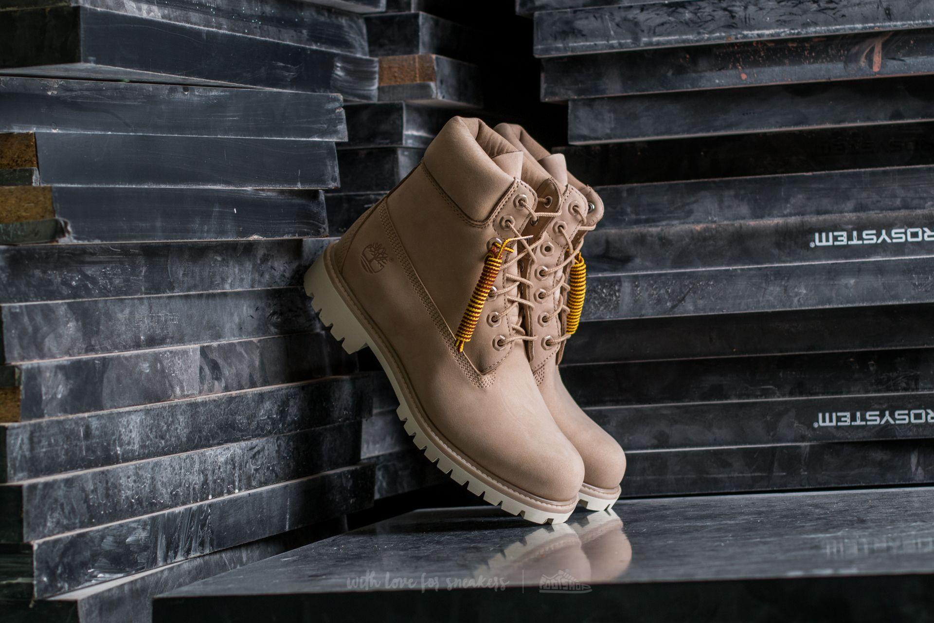 Timberland 6 Premium Boot Croissant  be06b56240