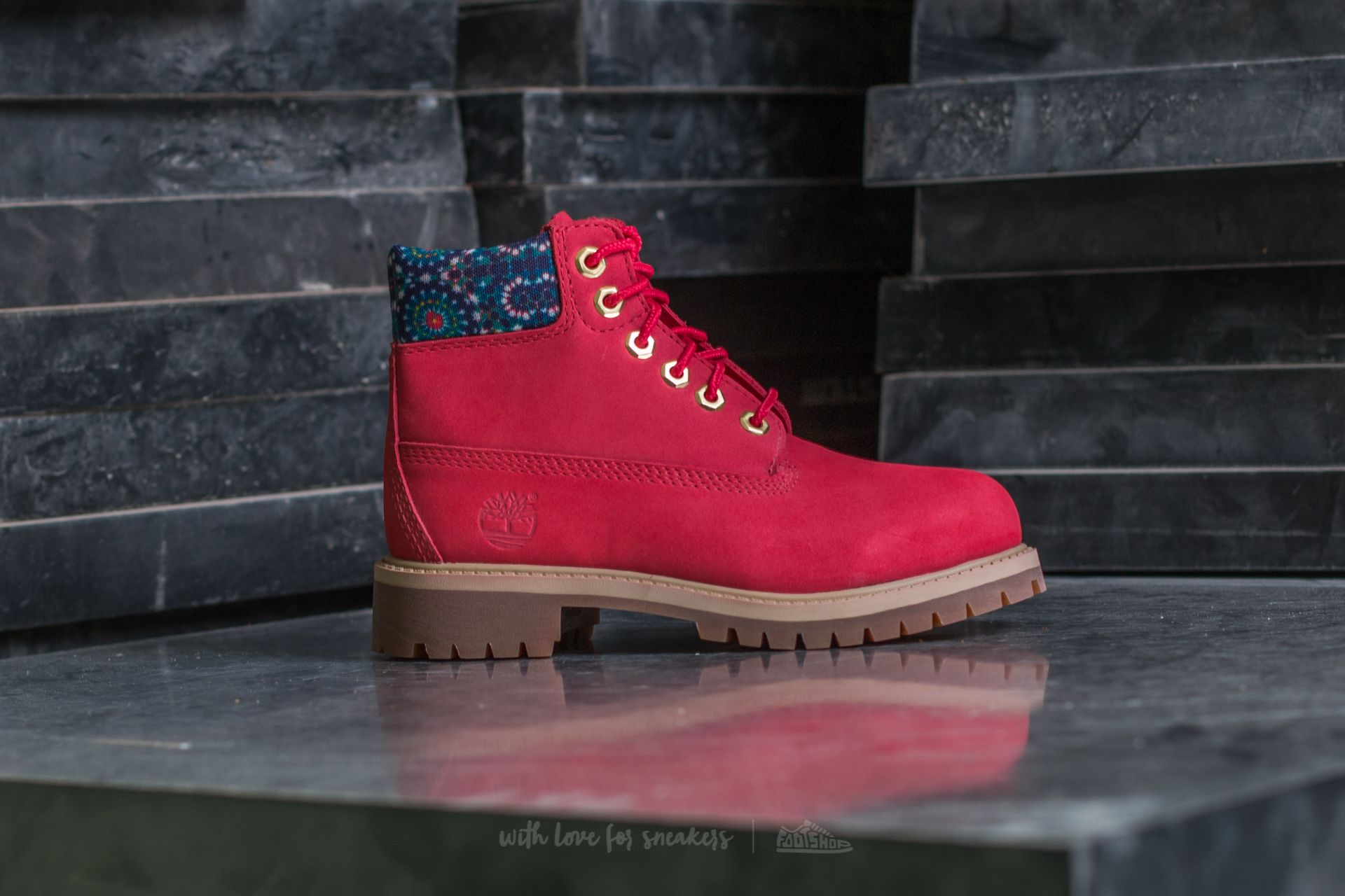 a334cb8ee6d40 Timberland 6 In Premium Wp Boot Geranium at a great price 88 € buy at  Footshop
