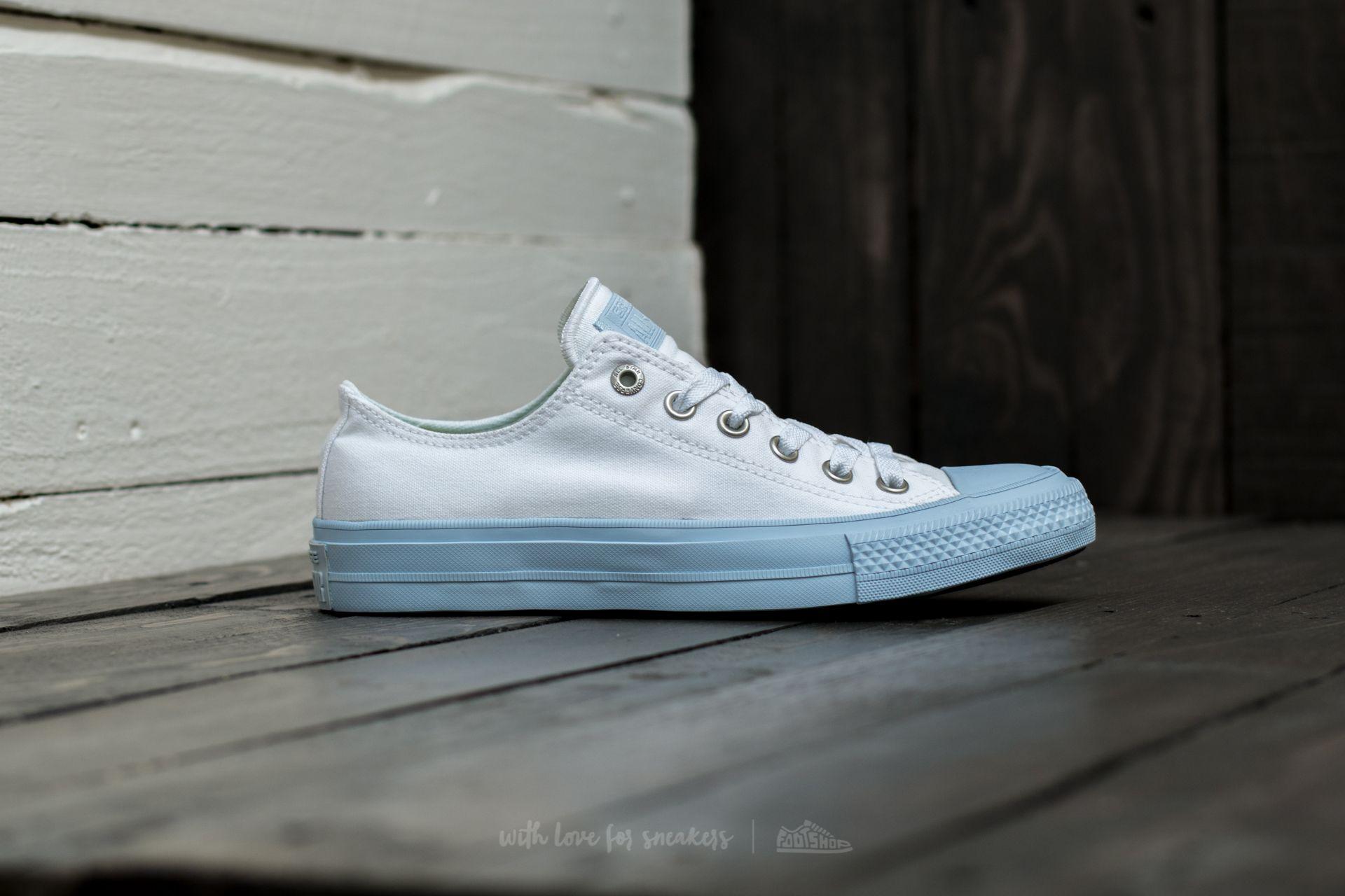 Star Converse Ii White Porpoise All Chuck Ox Taylor PXn0Ow8k