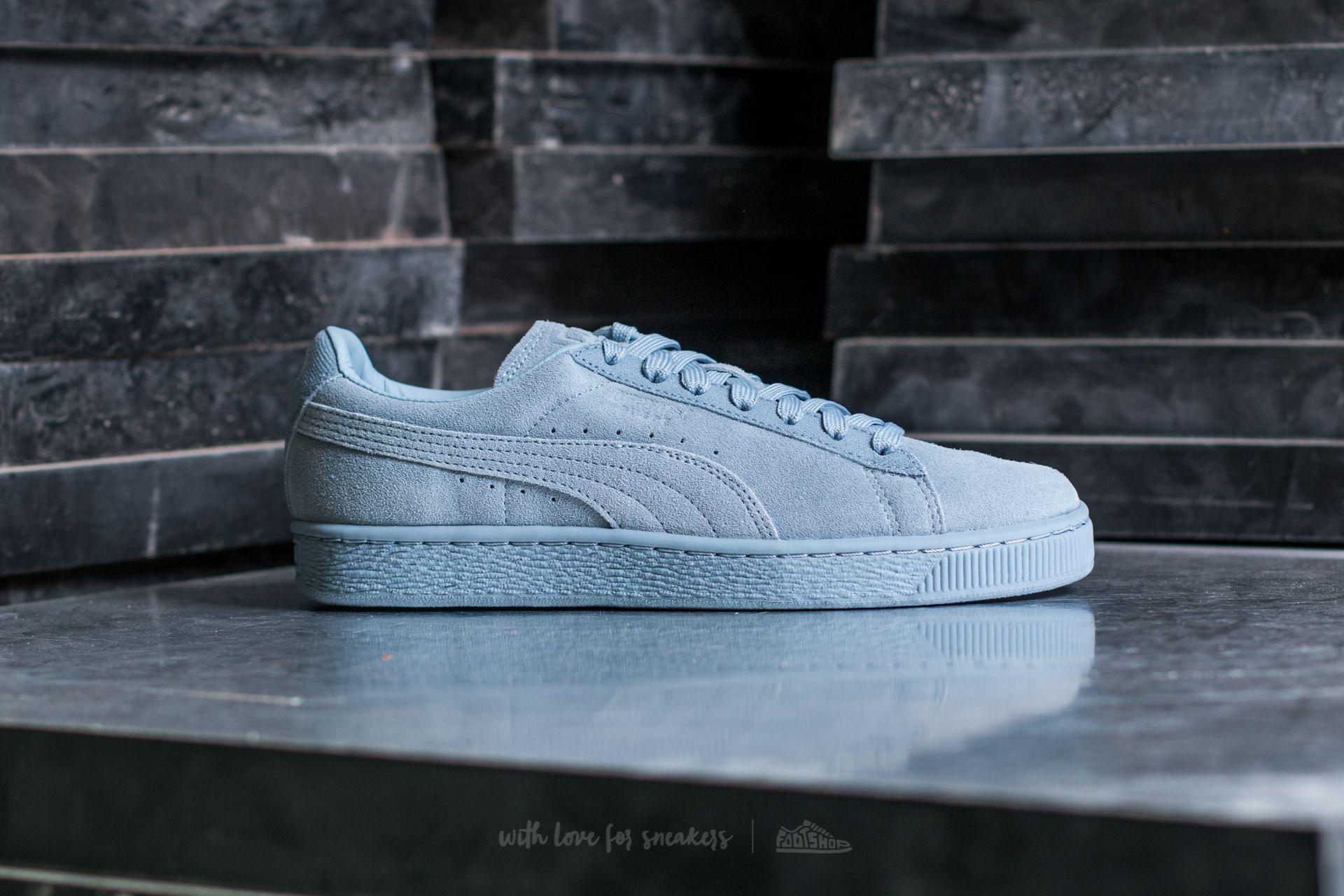 quality design 37b46 98800 Puma Suede Classic Tonal Blue Fog | Footshop