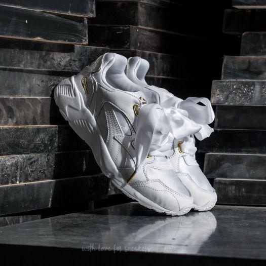 size 40 fdf61 7e604 Puma Prevail Heart Wm´s Puma White-Puma White | Footshop