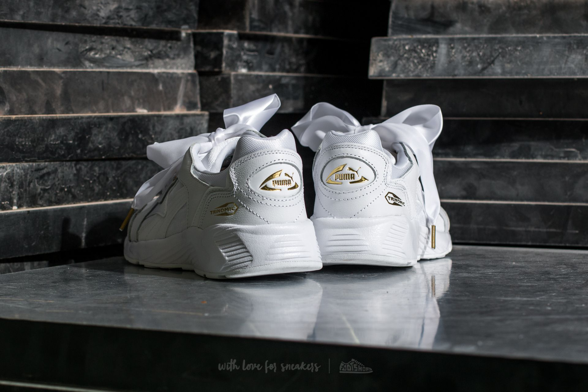Puma Prevail Heart Wm´s Puma White Puma White | Footshop