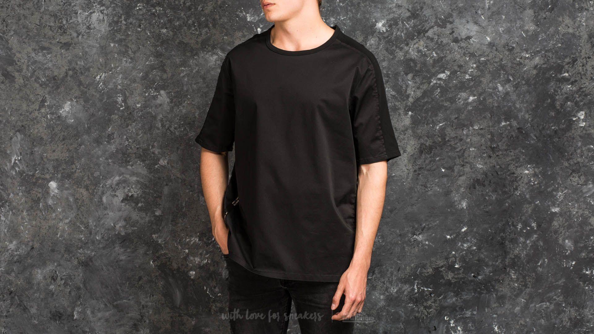 STAMPD Remastered Shirt Black