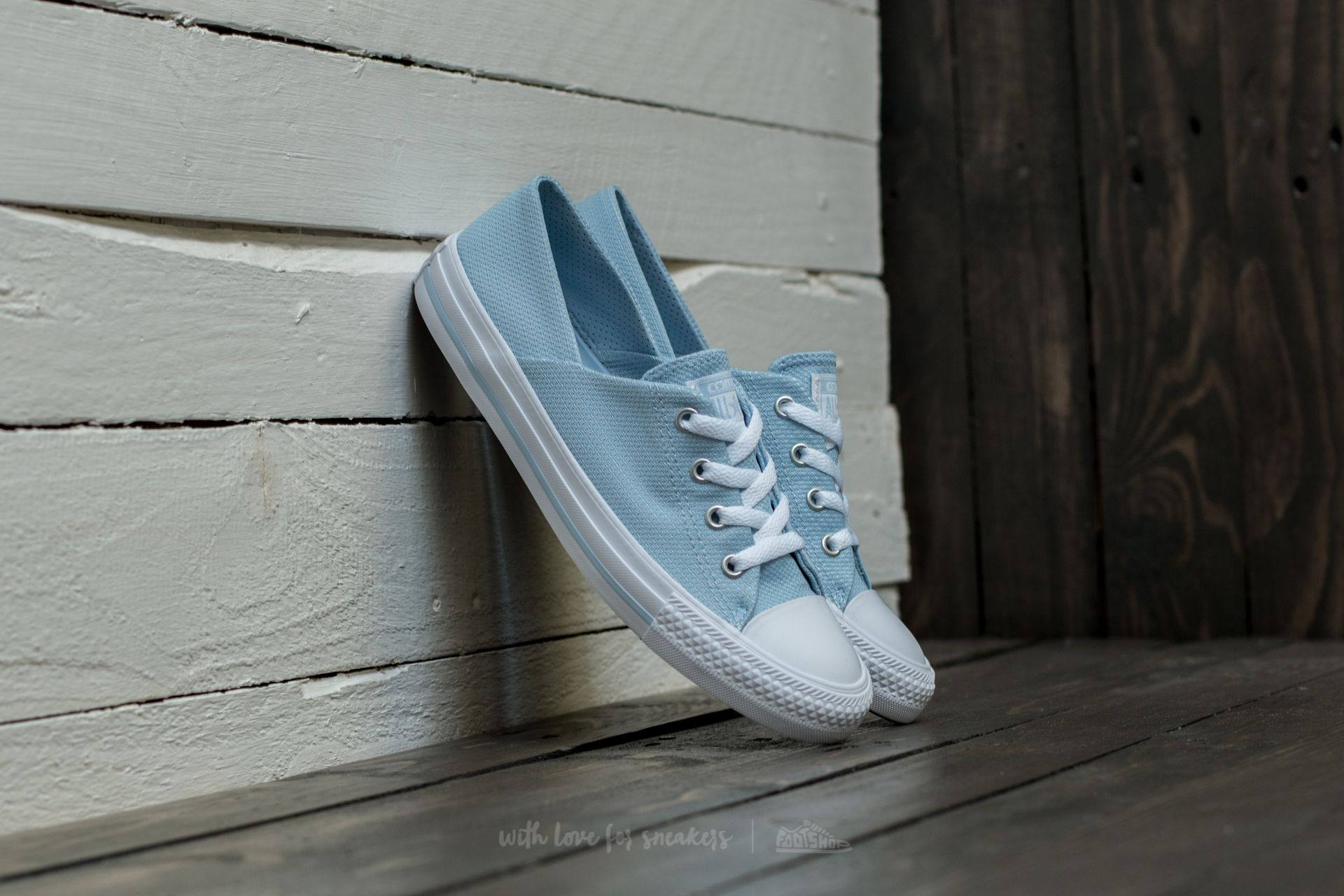 Converse Chuck Taylor All Star Coral Ox Porpoise/ White/ White ...