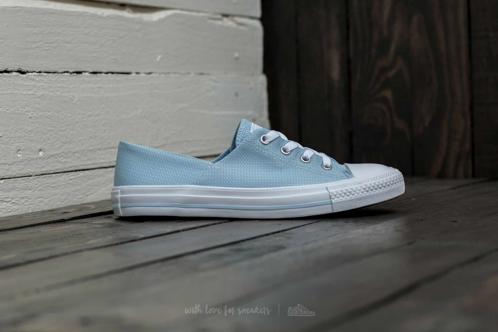 Converse Chuck Taylor All Star Coral Ox Porpoise White