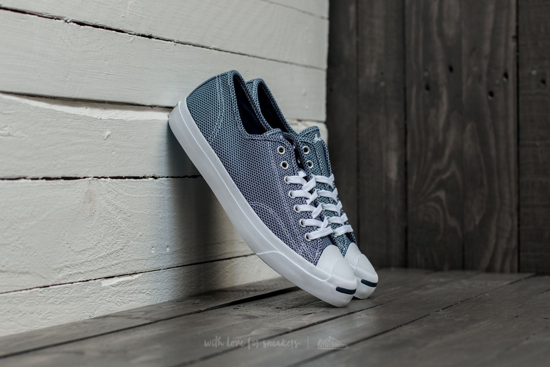 32d9f28302a3 Converse Jack Purcell Jack Ox Navy  White  Navy