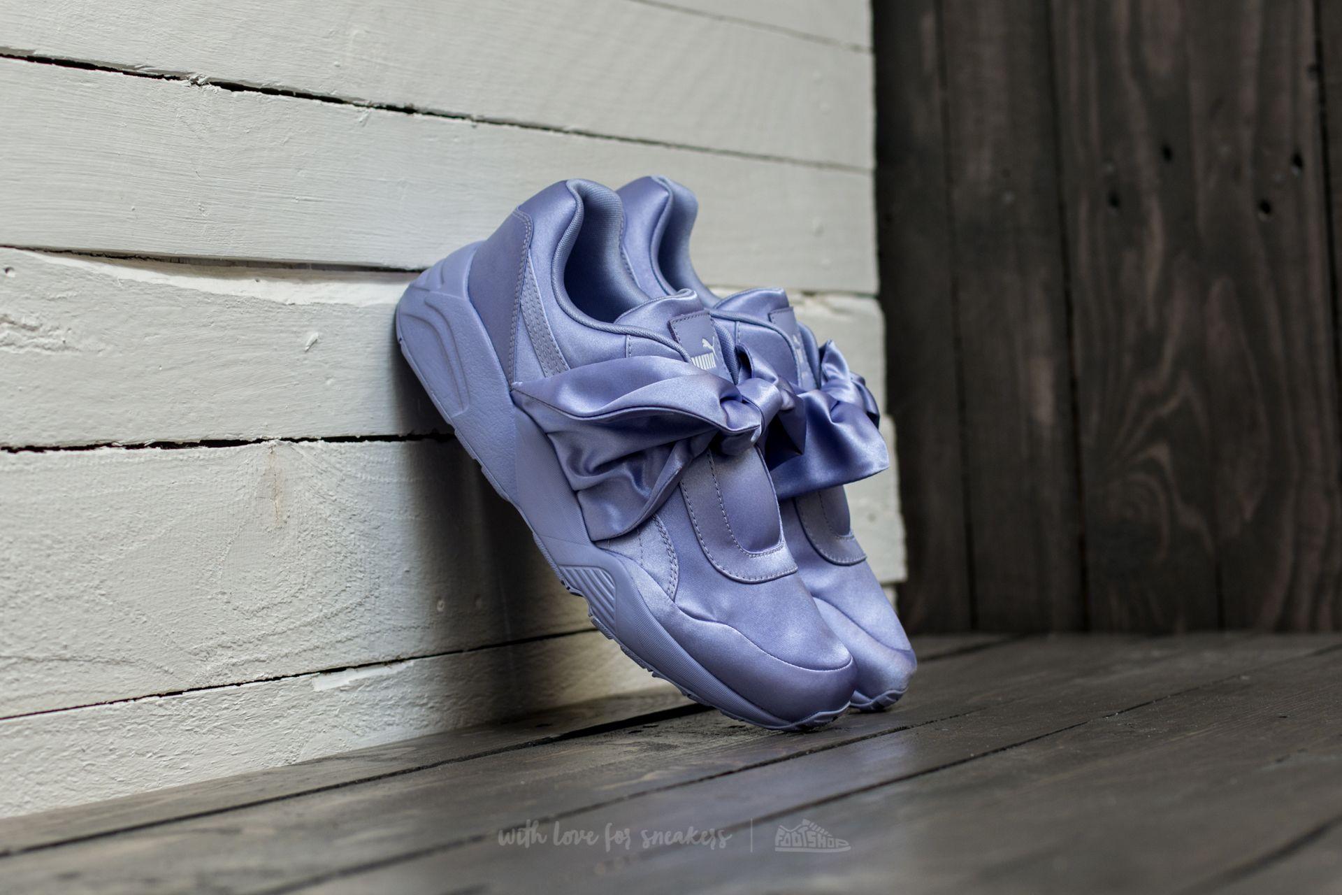 4c5f1e0495ac Puma Fenty x Rihanna Bow Sneaker Womens Sweet Lavender-Laven-Lavender