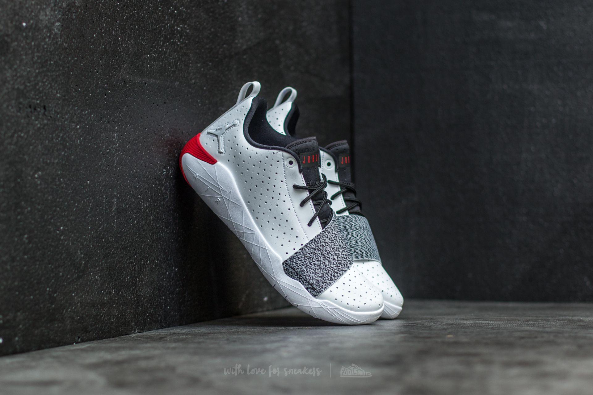 64e8a5072ab9 Jordan 23 Breakout White  White-Gym Red-Black