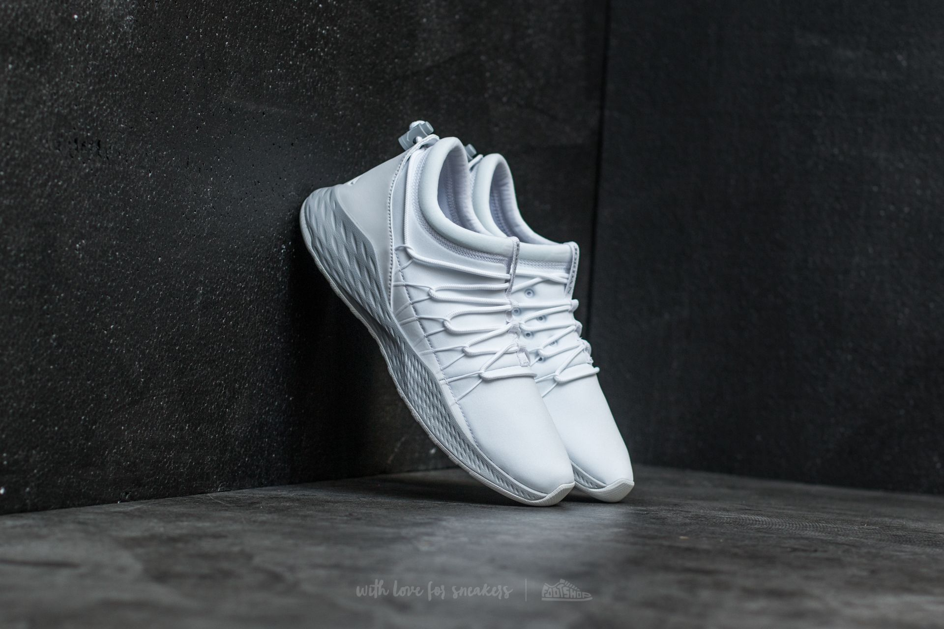 714b785e40b Jordan Formula 23 Toggle White/ Wolf Grey-Pure Platinum | Footshop