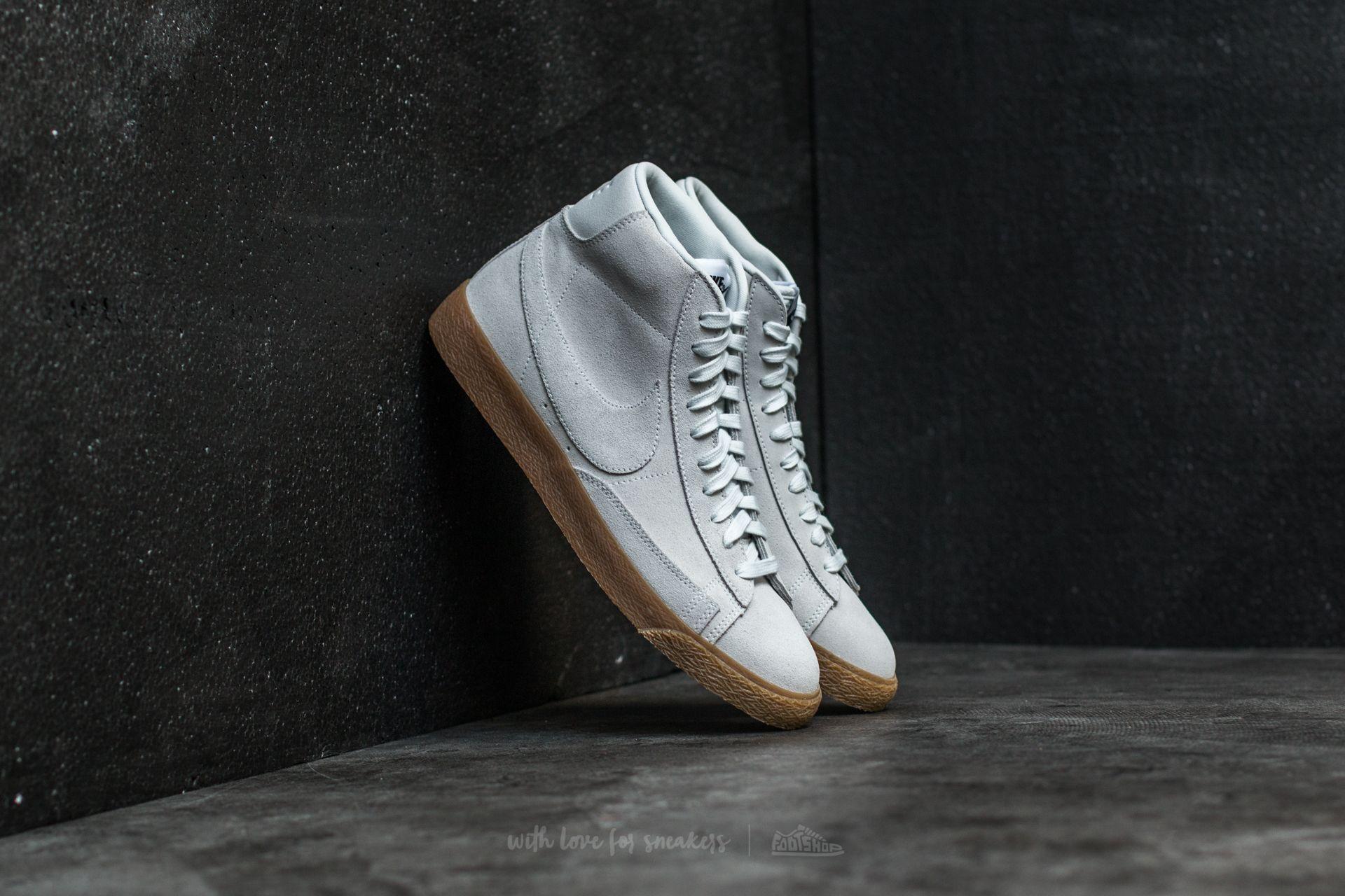 shoes Nike Blazer Mid Premium Off White
