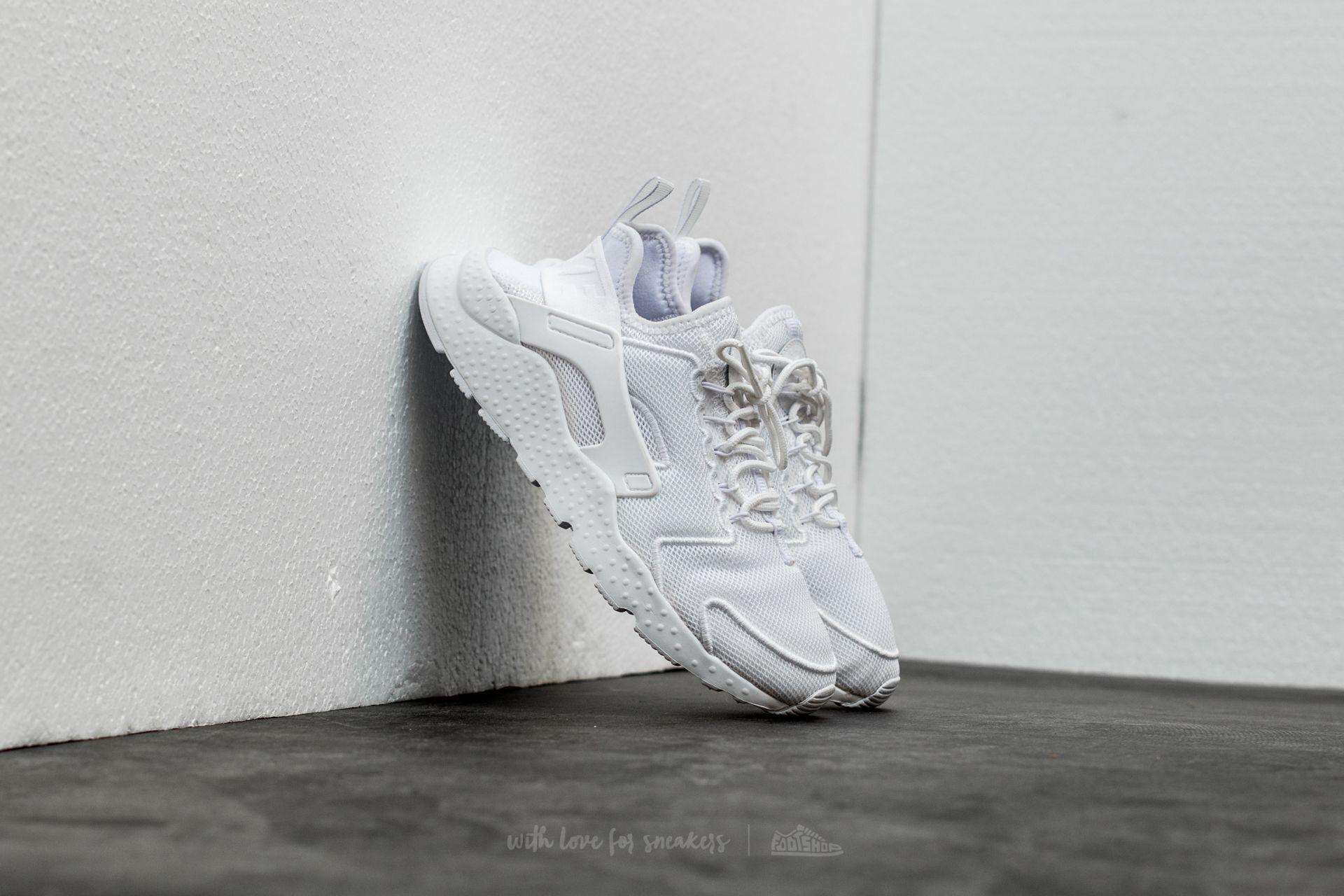 Nike Air Huarache Run Sneakers WhiteWhite