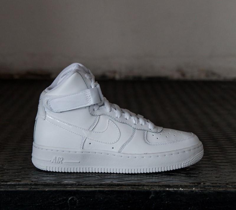 Nike Air Force 1 High (GS) White | Footshop