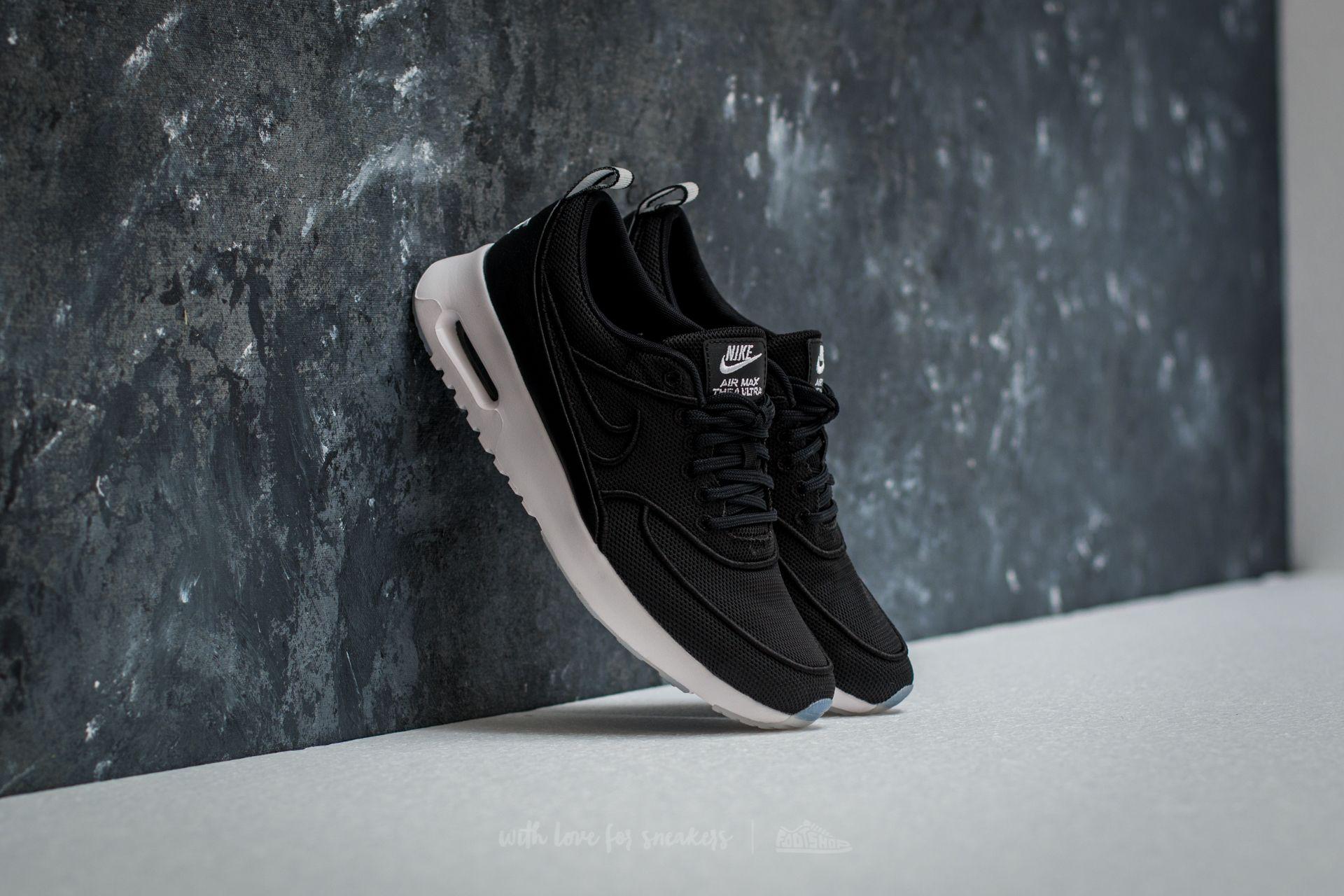 Nike W Air Max Thea Ultra SI Black  Black-White-Glacier Blue  596b87c72596