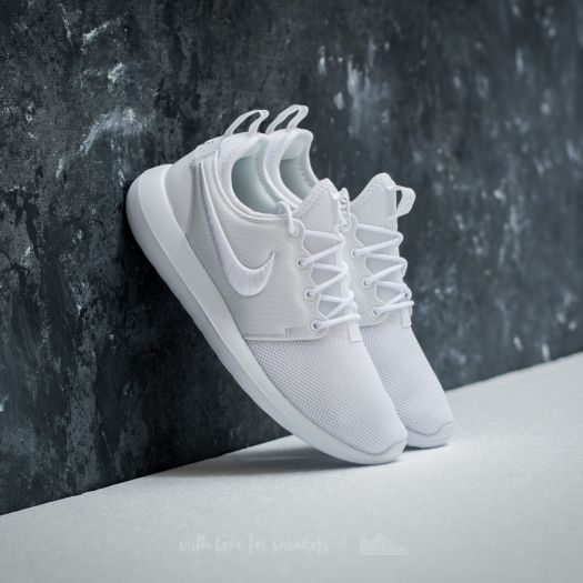 Christchurch Baya Humanista  Women's shoes Nike W Roshe Two Br White/ White-Glacier Blue | Footshop