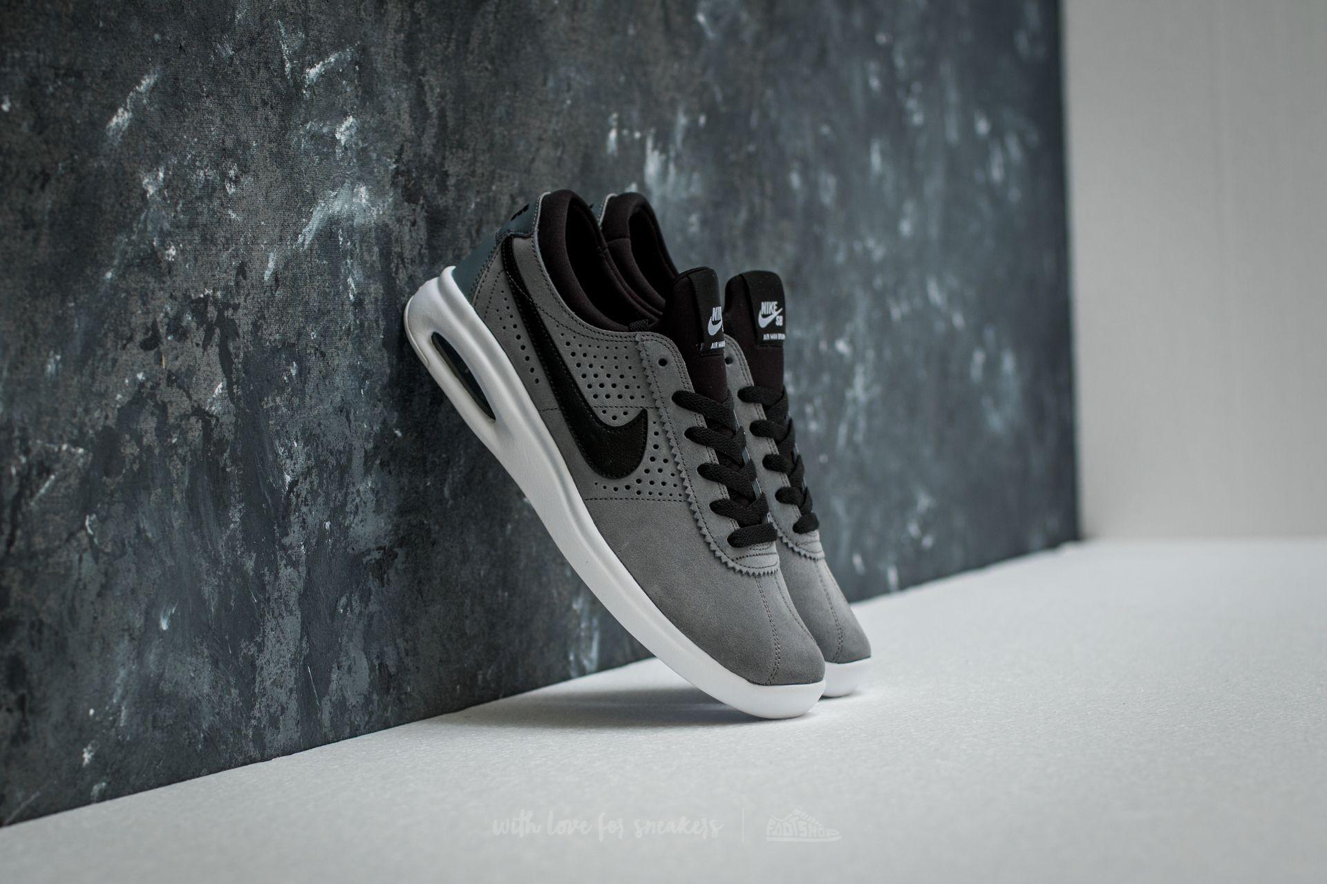 1c46a33eeab23e Nike SB Bruin Max Vapor Cool Grey  Black-White-White