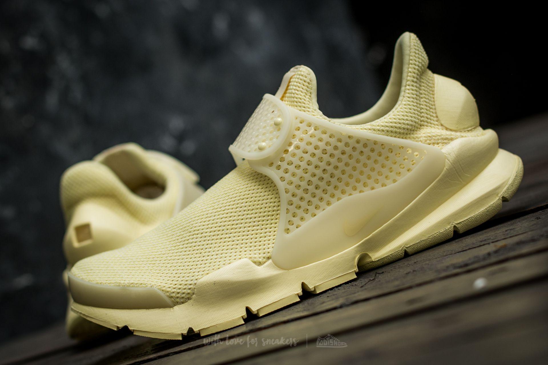 timeless design 64df4 03b44 Nike Sock Dart Br Lemon Chiffon/ Lemon Chiffon | Footshop