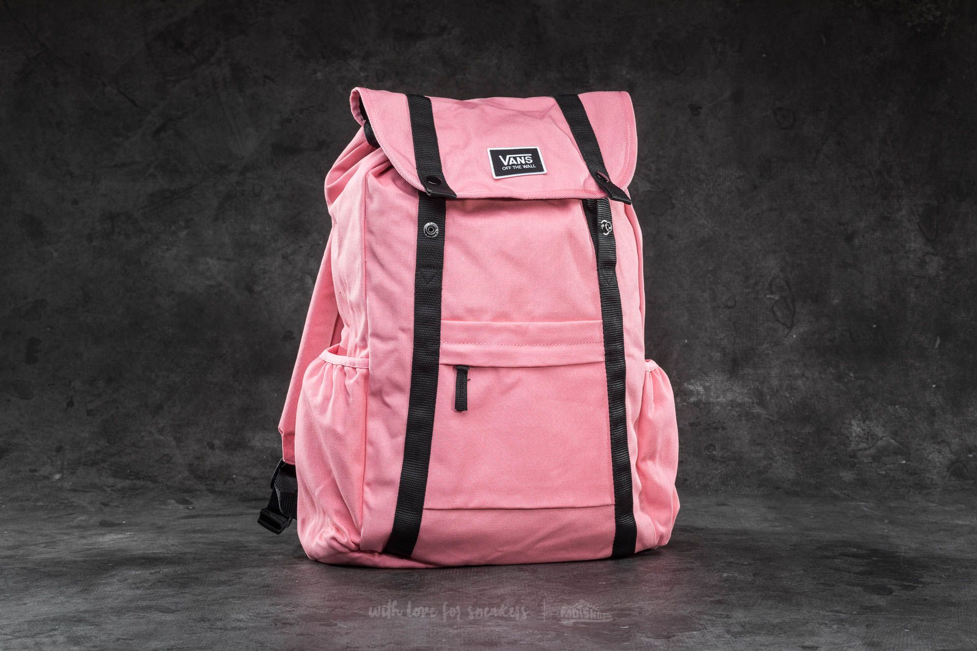 Vans Caravaner Backpack Geranium Pink  f702e72b0cb
