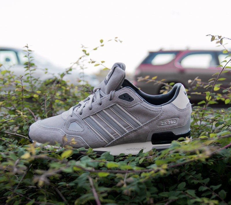 release date a3f6e e2421 adidas ZX 750 Mg Solid Grey Mg Solid Grey White Vapor