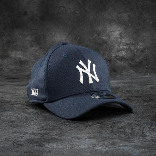 aad9c59bd83221 ... low price new era 39thirty chain stitch stretch new york yankees cap  navy footshop 84d65 bb62a