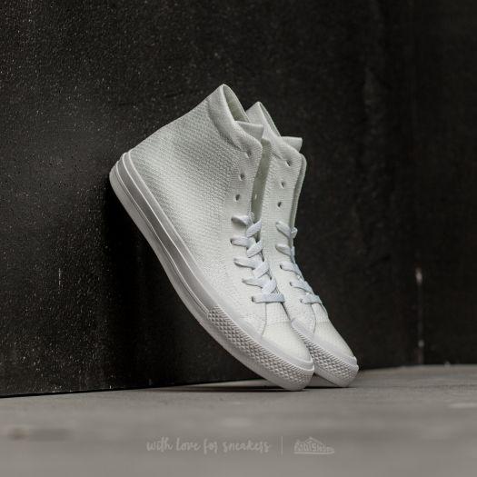 Converse Chuck Taylor All Star II Flyknit Hi White White