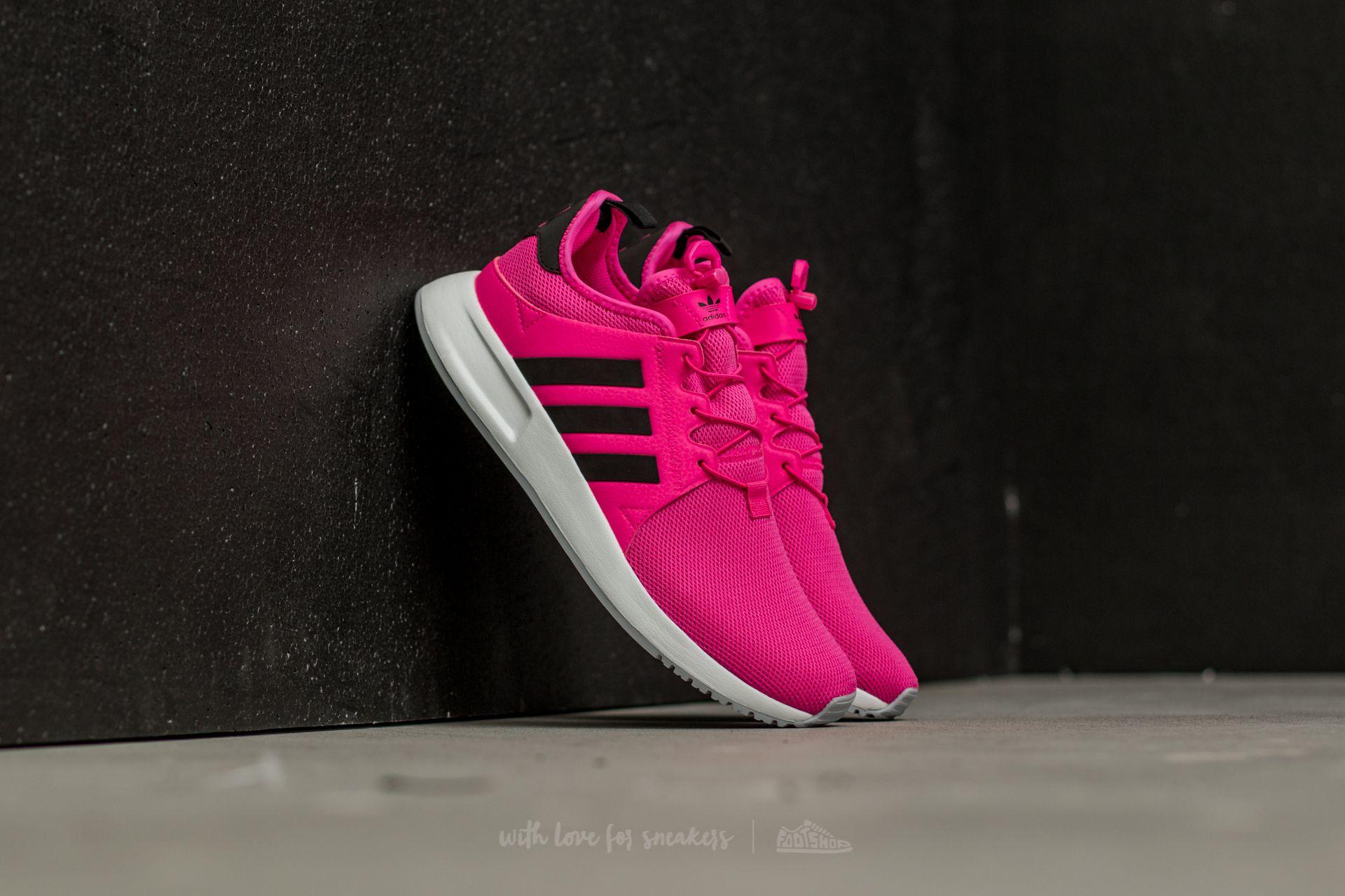 adidas X_PLR Shock Pink Core Black Ftw White | Footshop