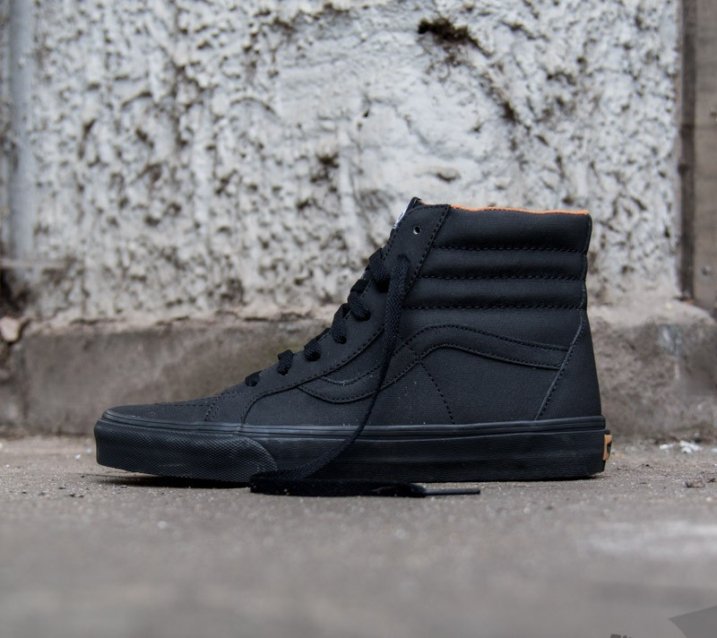 b5bd89c30b Vans Sk8-Hi Reissue (Xtuff) Black Brown