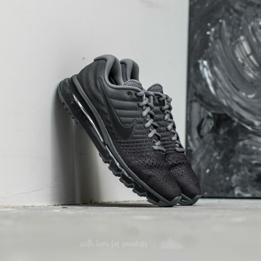 brand new 45616 1ab0d Nike Air Max 2017 Cool Grey/ Anthracite-Dark Grey | Footshop