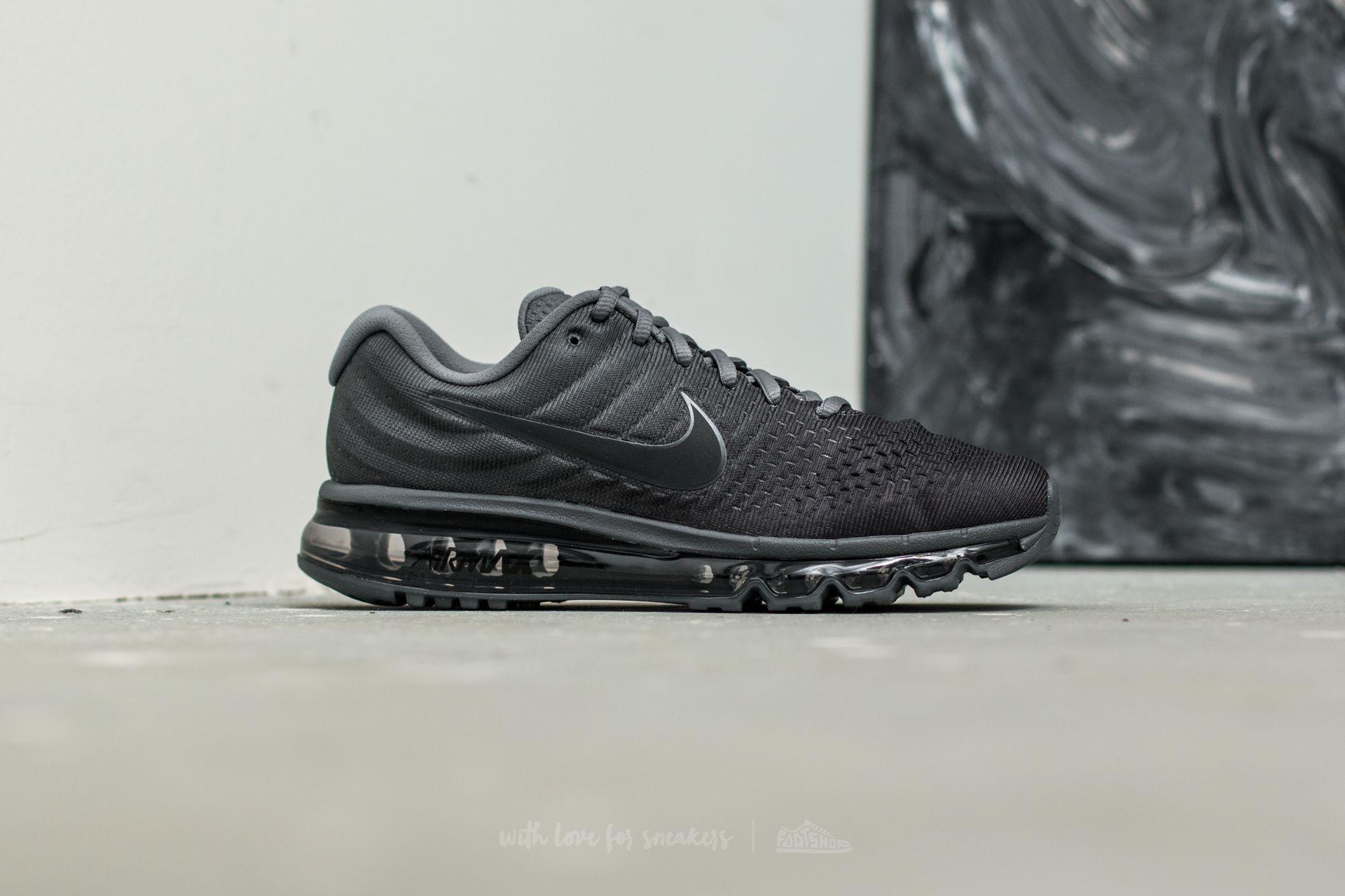 Nike Air Max 2017 Cool Grey/ Anthracite-Dark Grey | Footshop