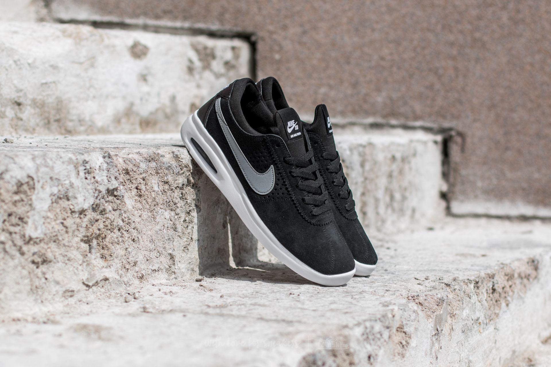 Nike SB Bruin Max Vapor Black/ Cool Grey-White-White