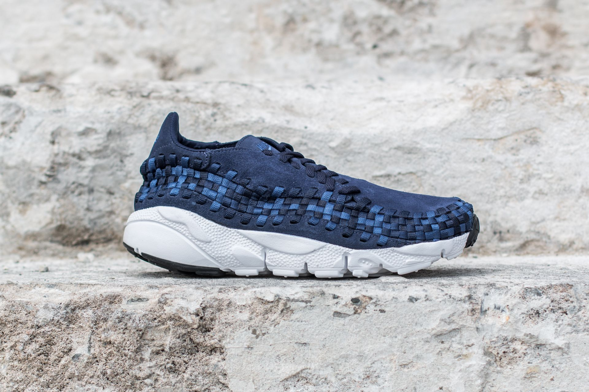 Nike Air Footscape Woven NM Binary Blue  Team Royal-Black at a great price 7161d8ba1d