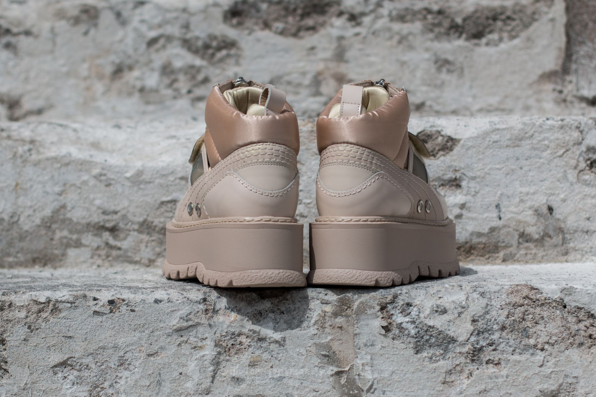 Puma FENTY Sneaker Boot Strap Wns Pink Tint Pink Tint Tint | Footshop
