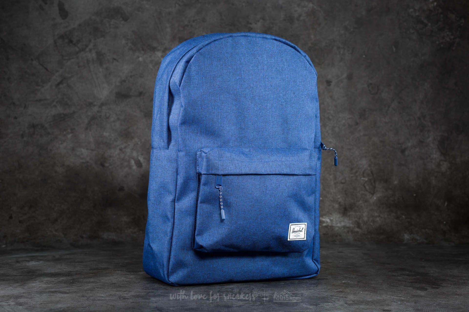 333558a302 Herschel Supply Co. Classic Backpack Eclipse Crosshatch