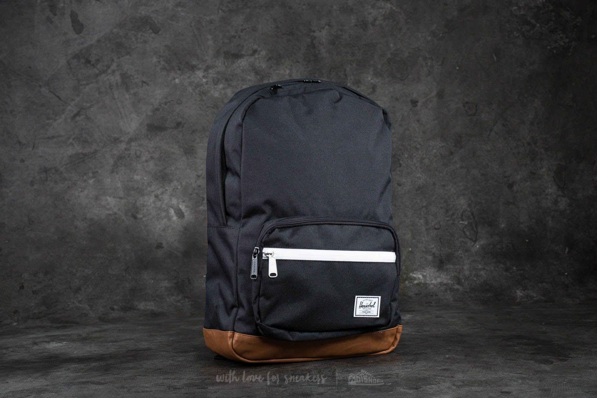 2bea73ff2f8 Herschel Supply Co. Pop Quiz Mid-Volume Backpack Black