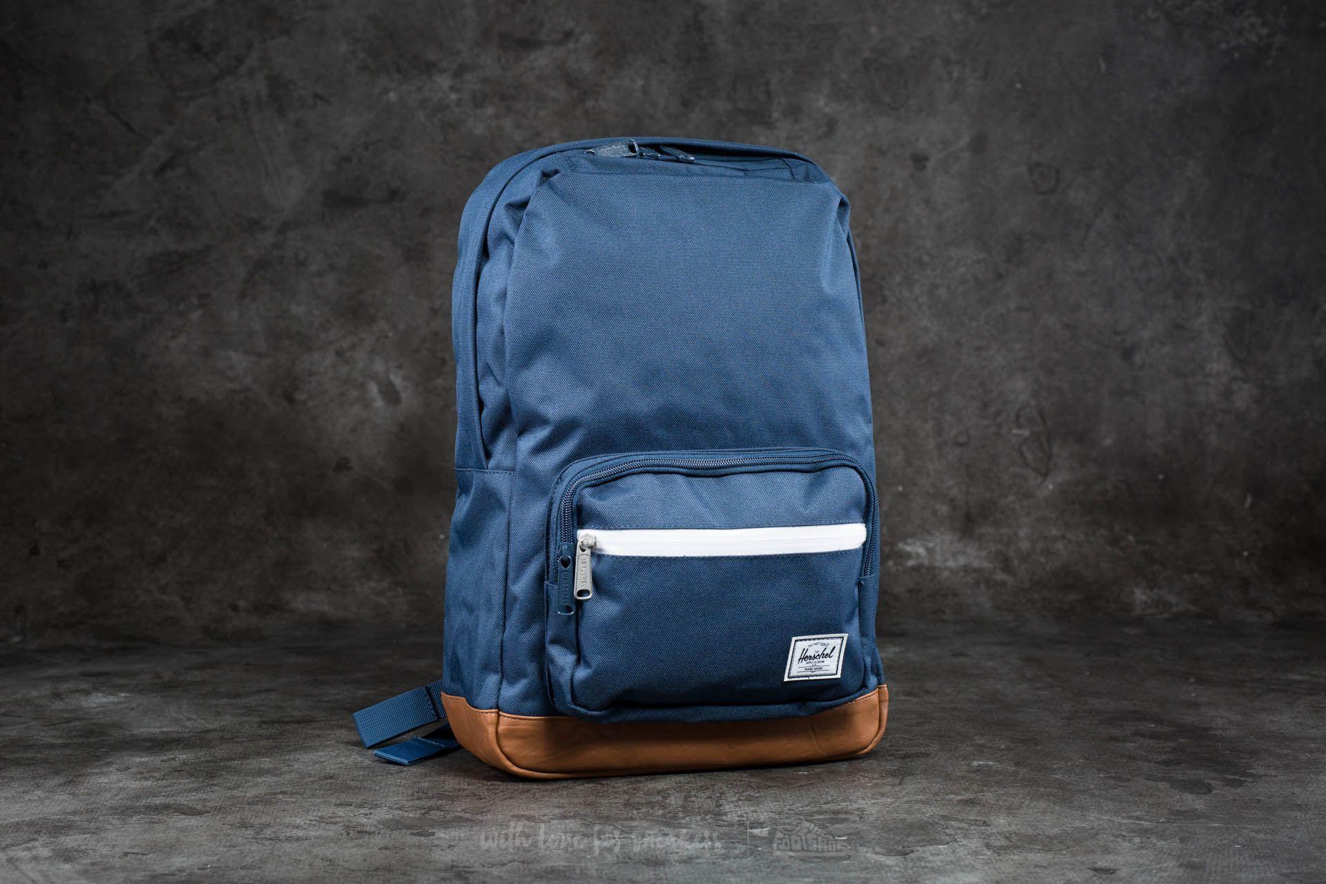 1034e63884f Herschel Supply Co. Pop Quiz Mid-Volume Backpack Navy