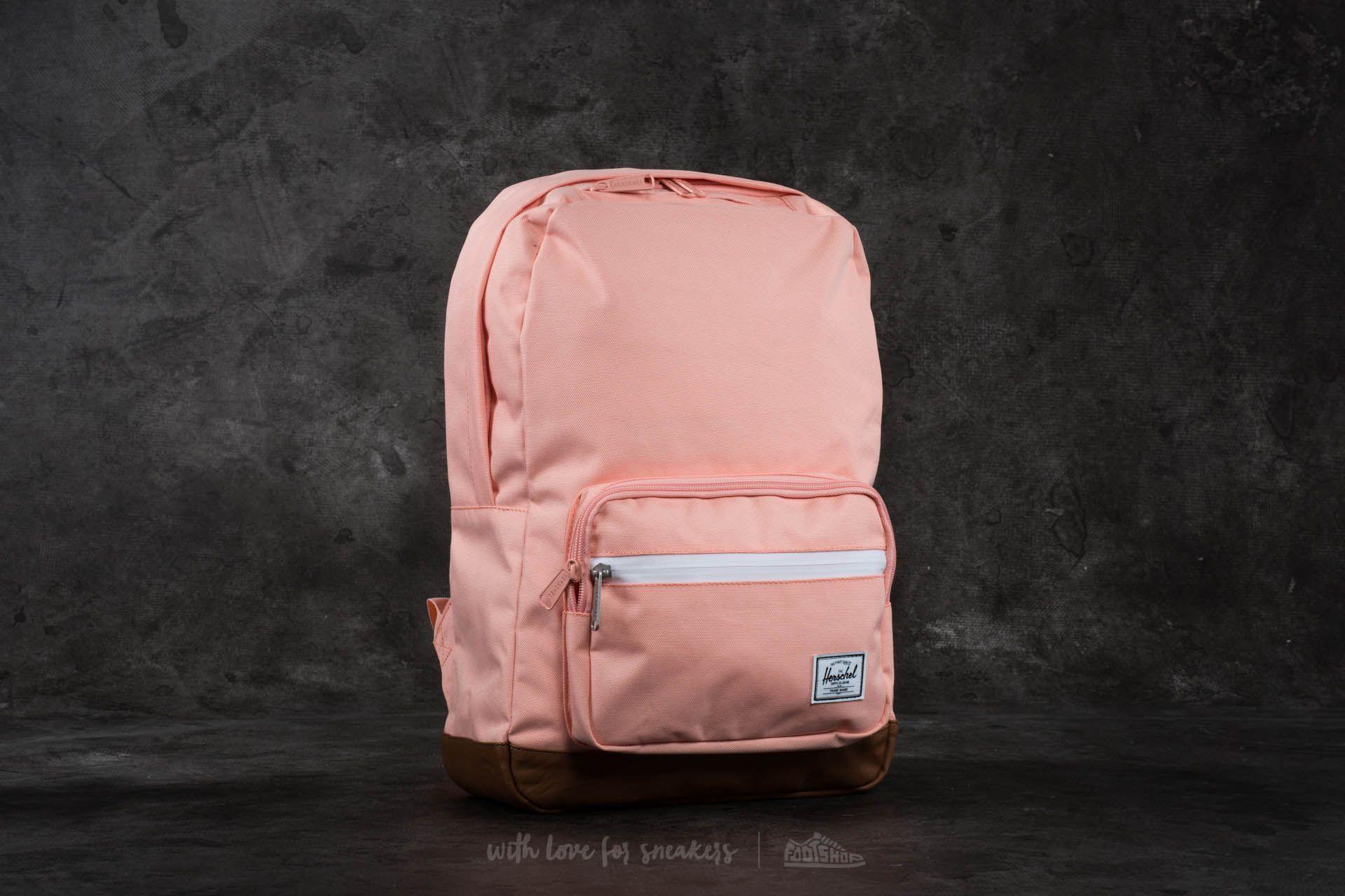 6d2e69825a9 Herschel Supply Co. Pop Quiz Mid-Volume Backpack Apricot Blush ...
