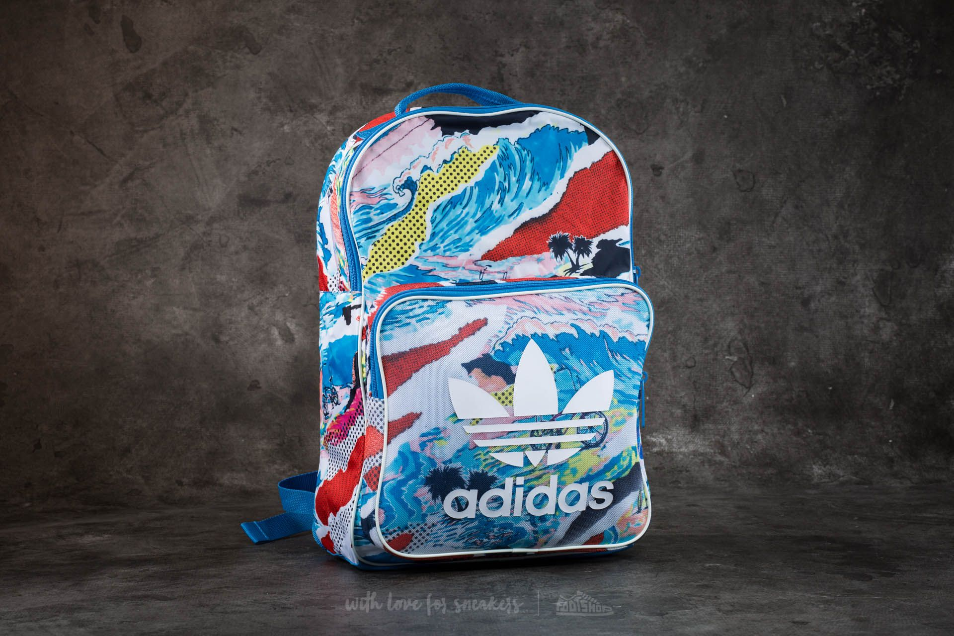 4965f8d7b9 adidas Classic Backpack Multicolor