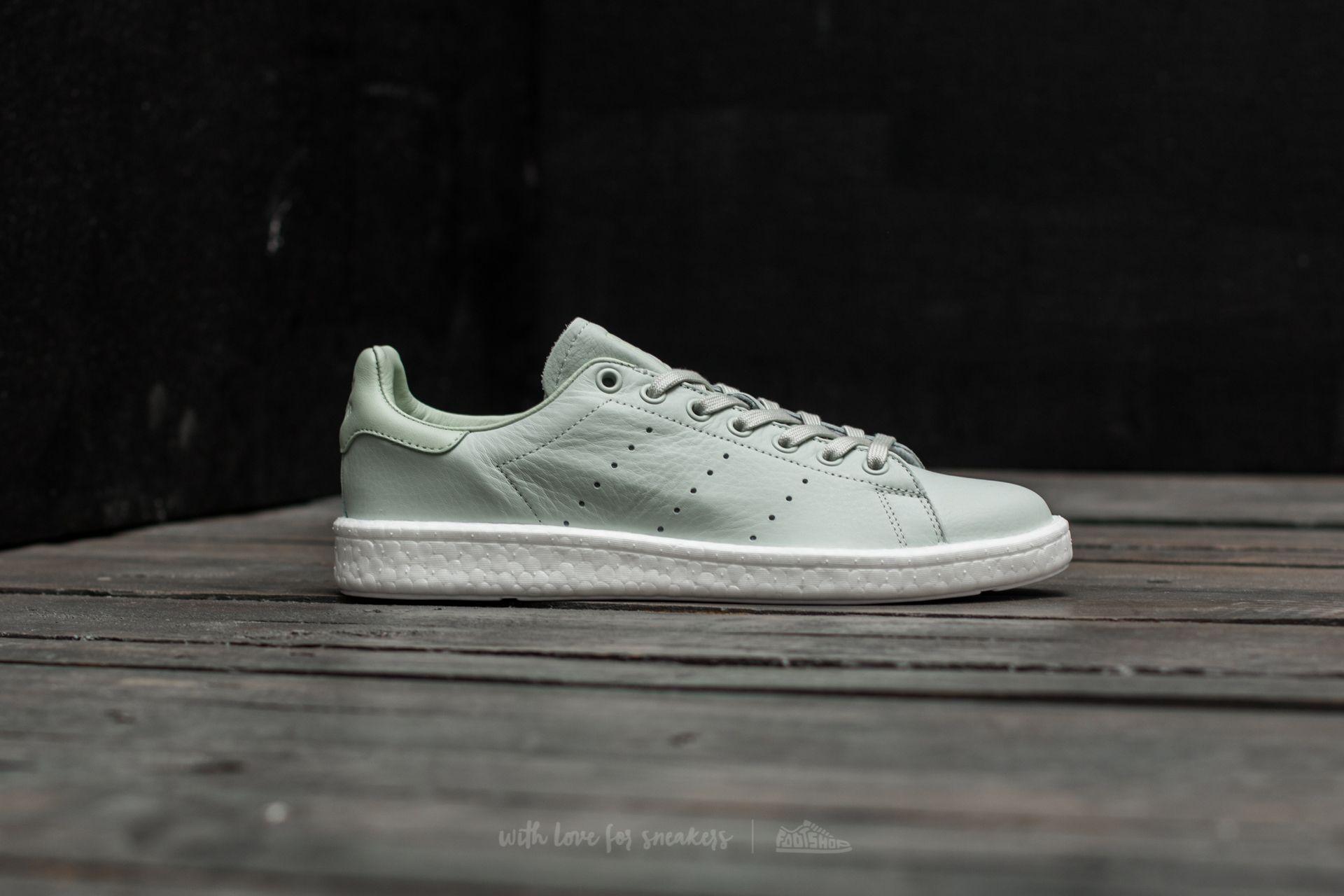 adidas Stan Smith BoostLinen Green Linen Green Linen Green