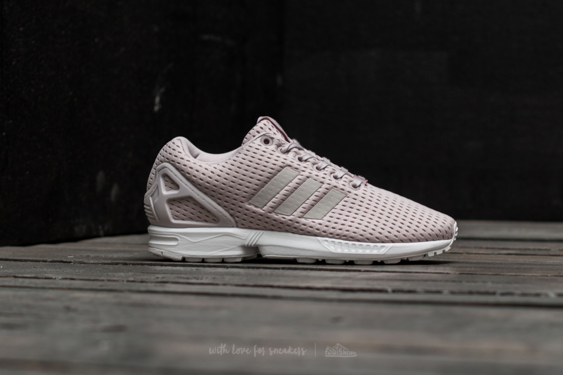 153899949 adidas ZX Flux W Ice Purple  Ice Purple  Ftw White at a great price