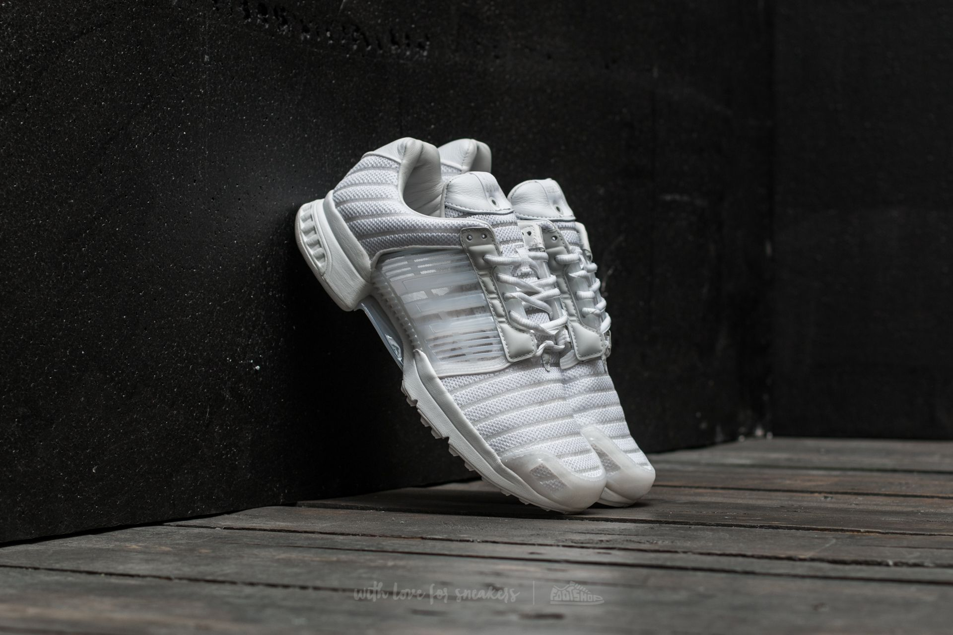 buy popular 3c378 e583f adidas Consortium x SNEAKERBOY x WISH Climacool 1 S.E. Ftw White Ftw  White Ftw
