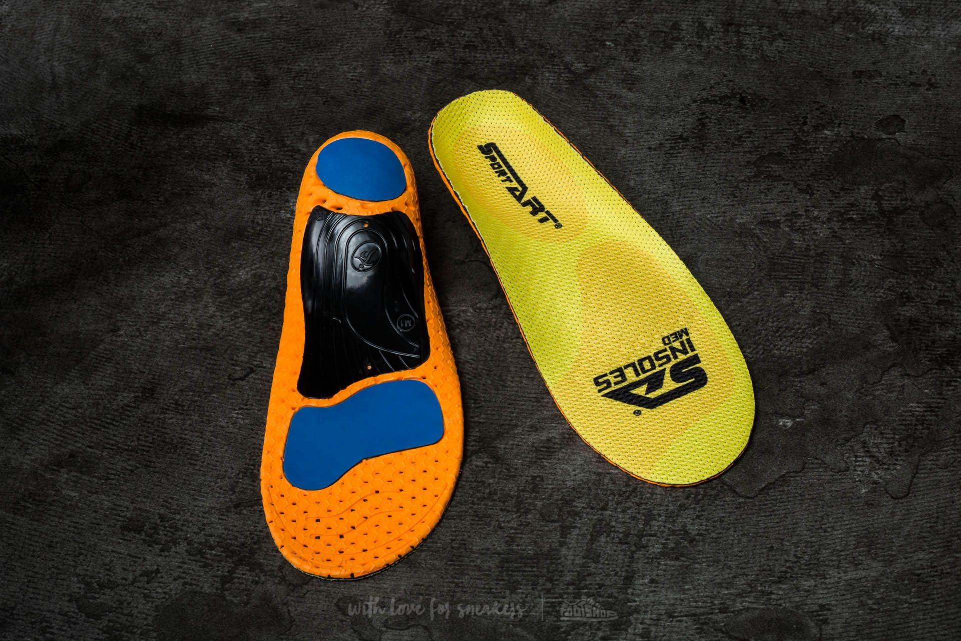 Vložky do bot SportART Medium Profile Insole