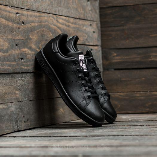 shoes adidas Stan Smith Junior Black