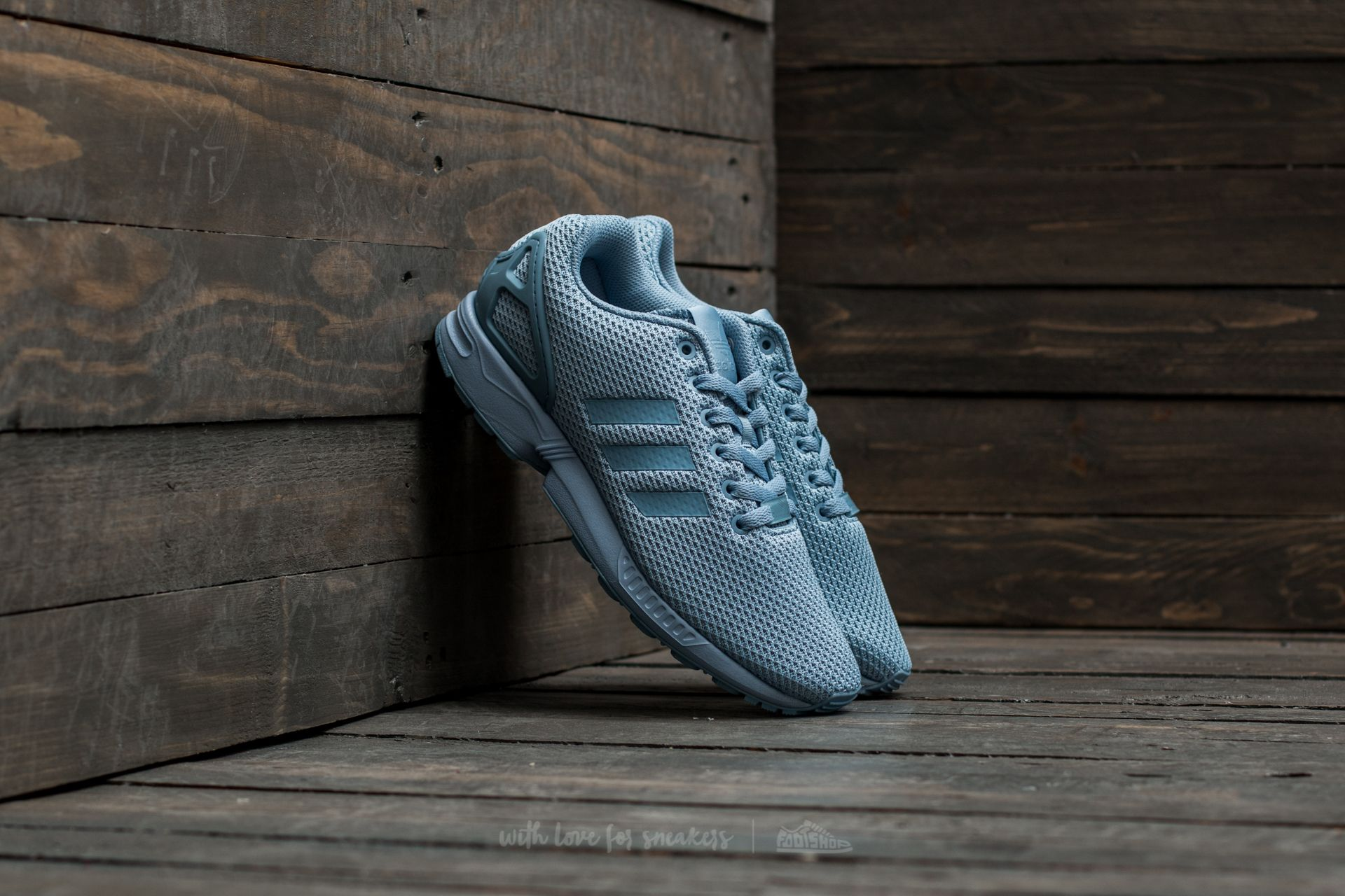 adidas ZX Flux Tacticle Blue Tacticle Blue Tacticle Blue | Footshop