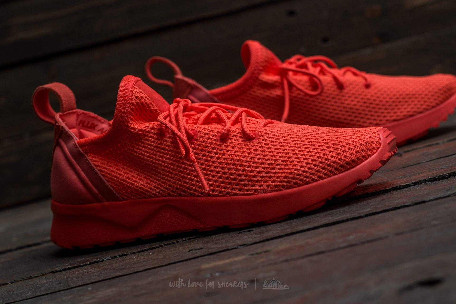 adidas ZX Flux ADV Virtue Sock W Easy Coral Easy Coral Easy Coral | Footshop