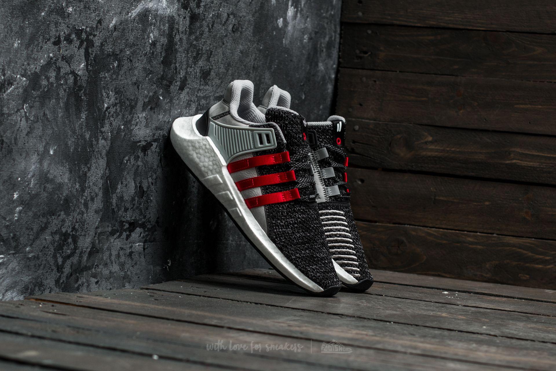 size 40 d5047 62519 adidas x Consortium x Overkill EQT Support Future. Core Black Scarlet Ftw  white