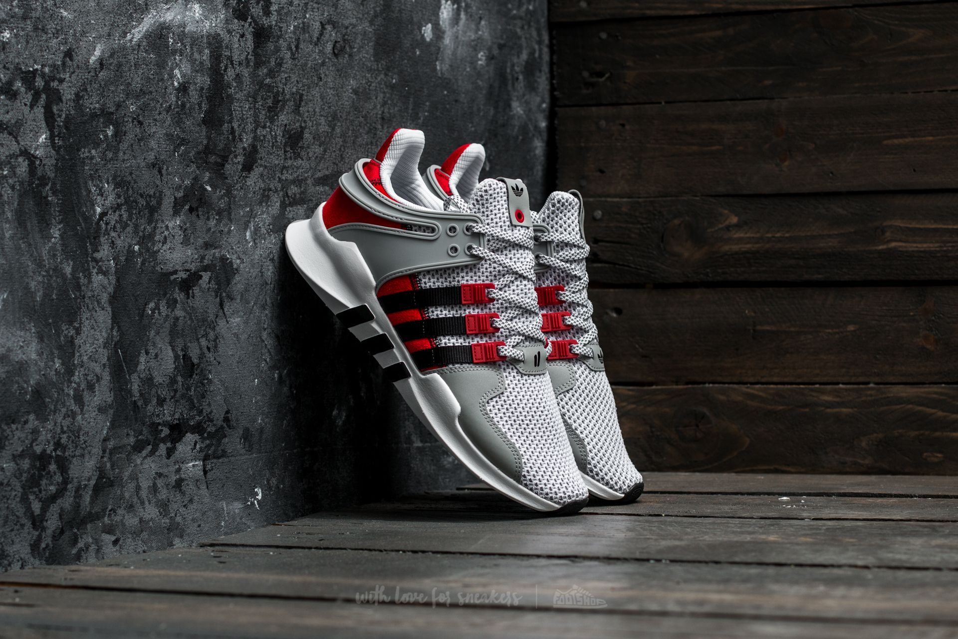 best sneakers 98ddf 0f7f0 adidas Consortium x Overkill EQT Support ADV Ftw White/ Core ...