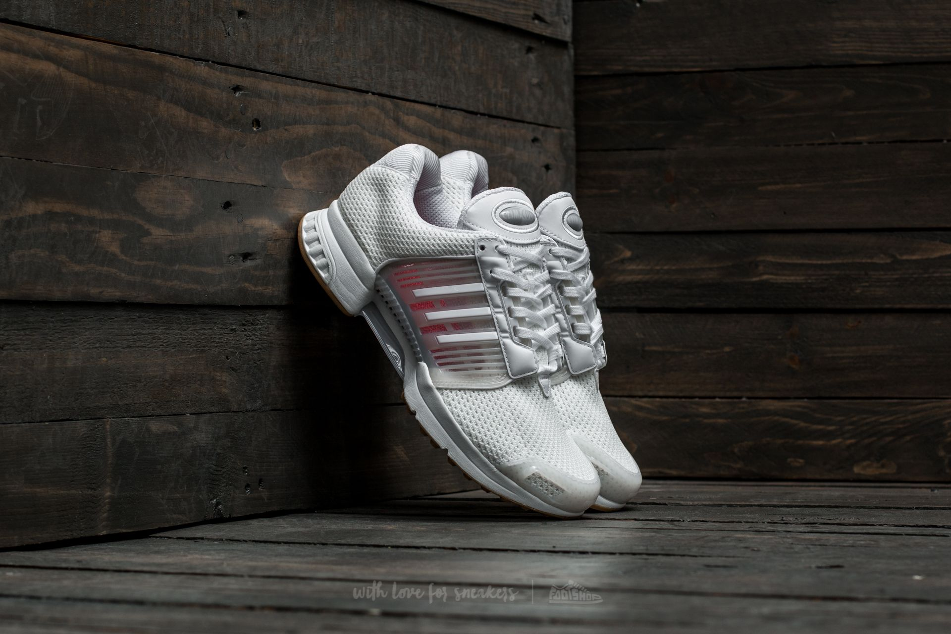 Men's shoes adidas Climacool 1 Footwear White/ Footwear White/ Gum