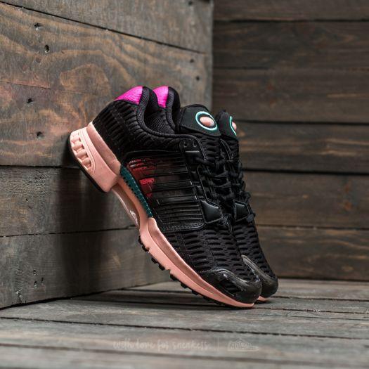 sports shoes 24d85 d03e6 ... adidas Climacool 1 W Core Black Core Black Haze Coral Footshop ...