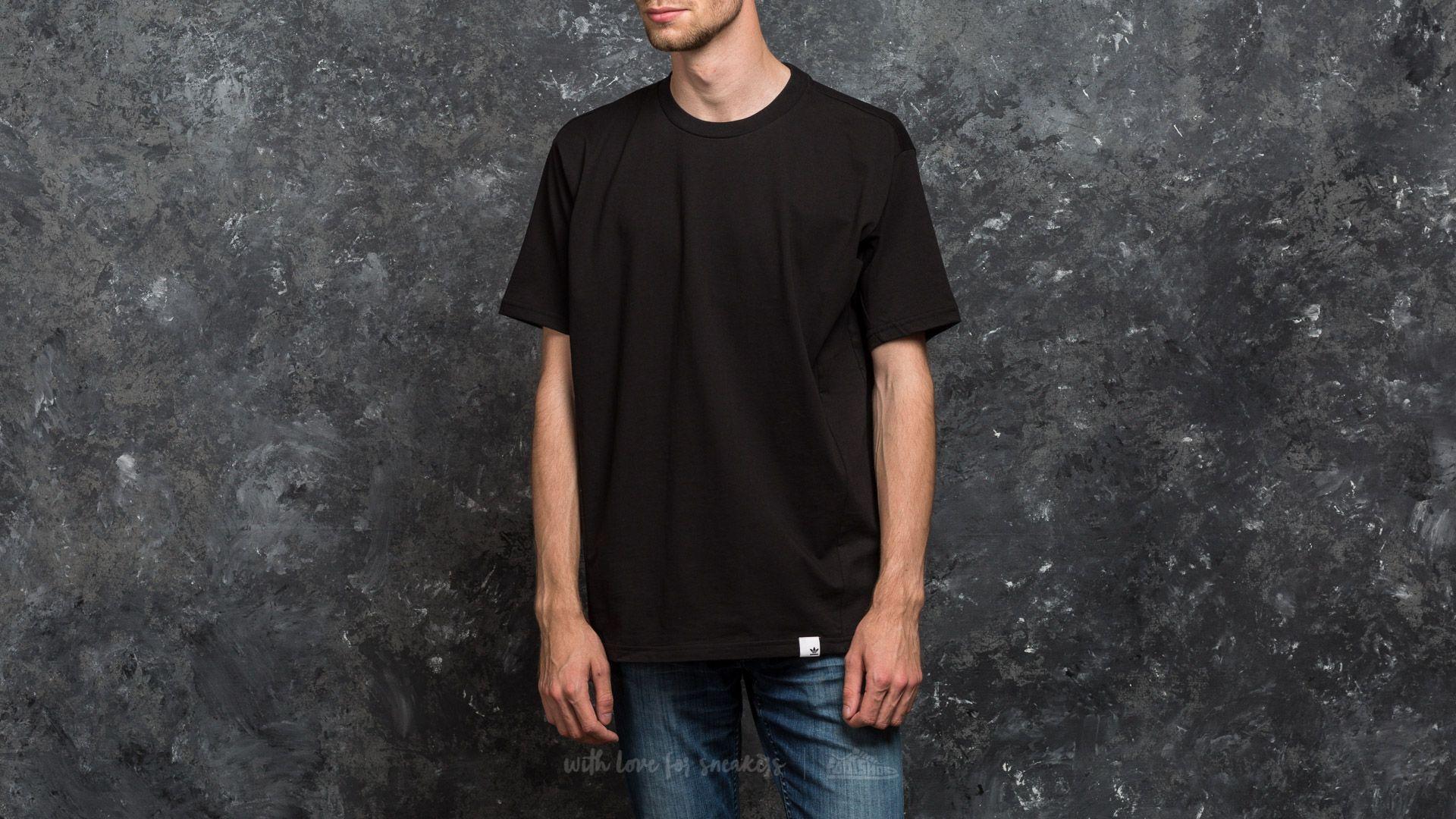 2fcaa8597 adidas XbyO Shortsleeve Tee Black