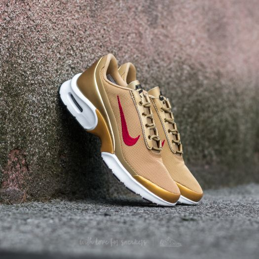 Nike Air Max Jewell QS Metallic Gold Varsity Red | Footshop